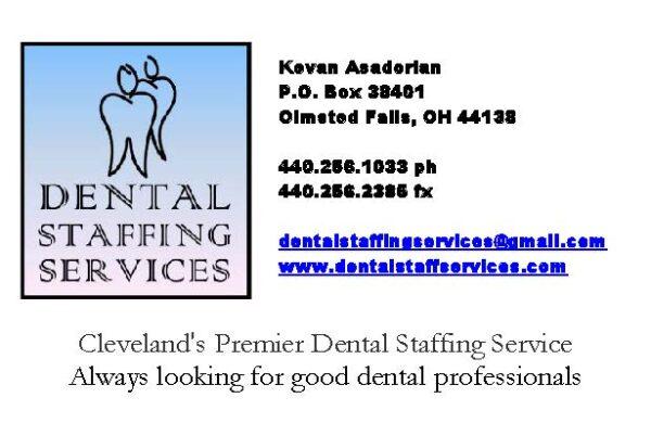 Dental Staffing Services